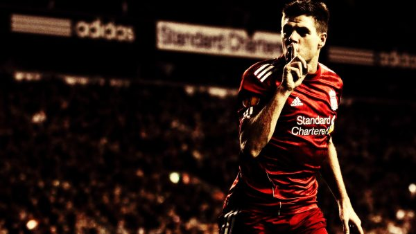 steven gerrard wallpaper HD2