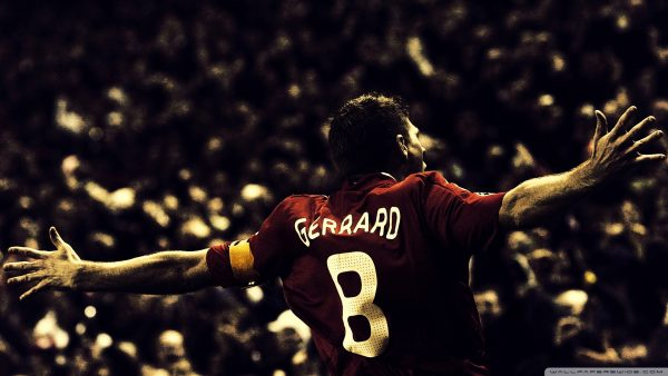steven gerrard wallpaper HD3
