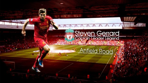 steven gerrard wallpaper HD4