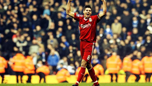 steven gerrard wallpaper HD6