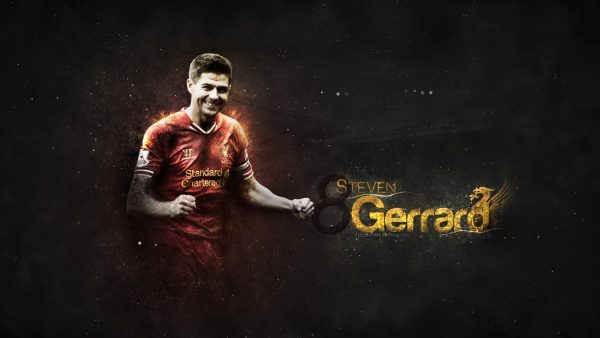 steven gerrard wallpaper HD9