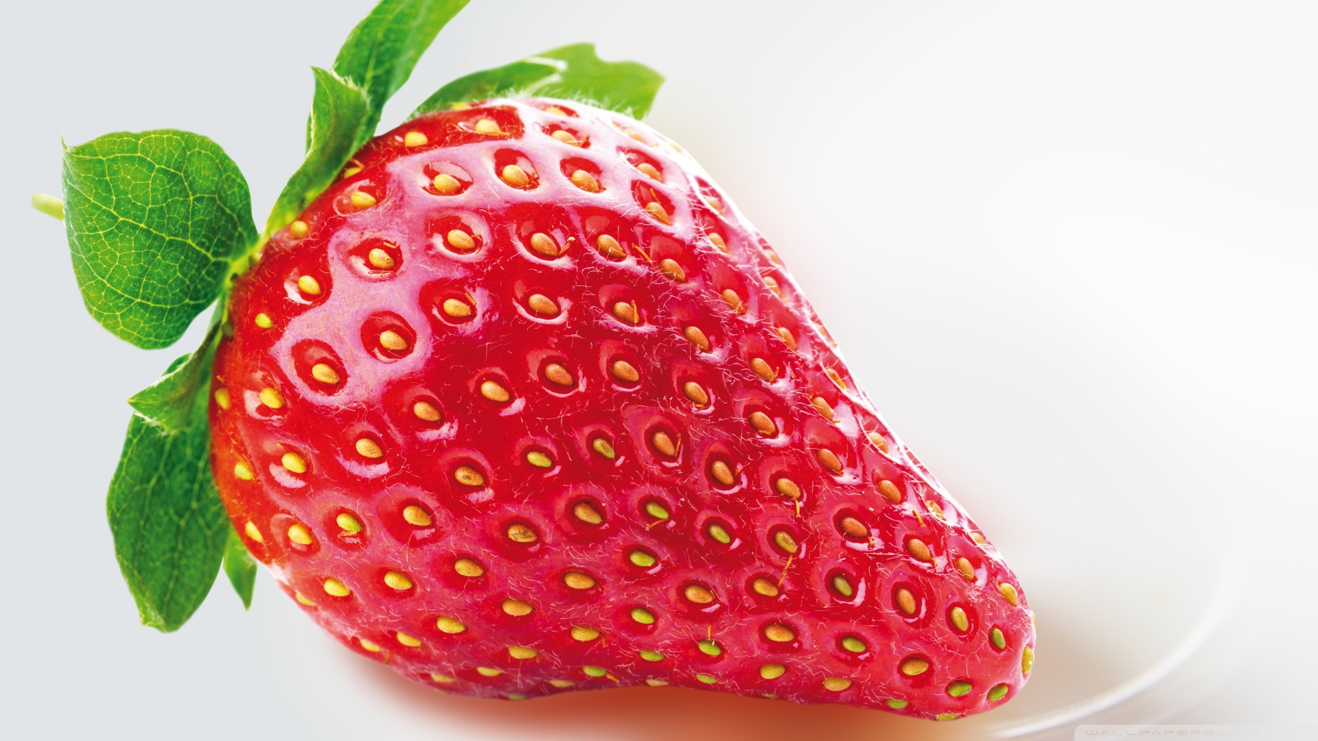 strawberry wallpaper hd