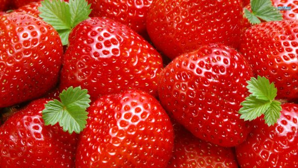 strawberry wallpaper HD7