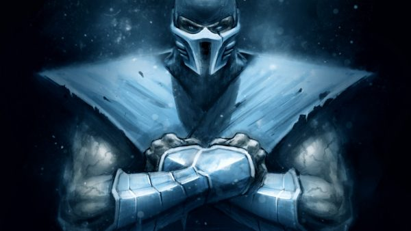Sub Zero wallpaper HD1