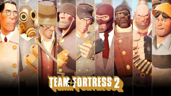 team fortress 2 wallpaper HD1