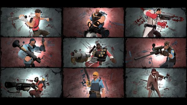 team fortress 2 wallpaper HD3