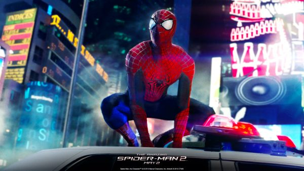 de geweldige Spider Man 2 wallpaper HD2