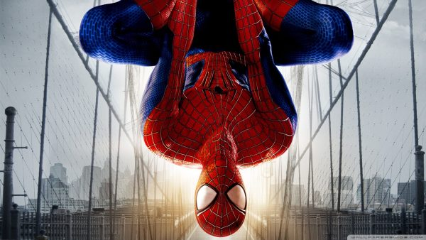 de geweldige Spider Man 2 wallpaper HD4
