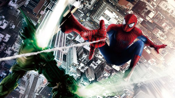 de geweldige Spider Man 2 wallpaper HD9