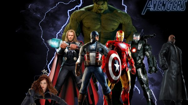 the avengers wallpaper HD 8