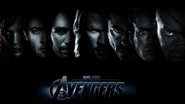Os Vingadores wallpaper HD1