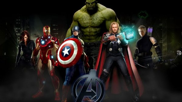 the avengers wallpaper HD2