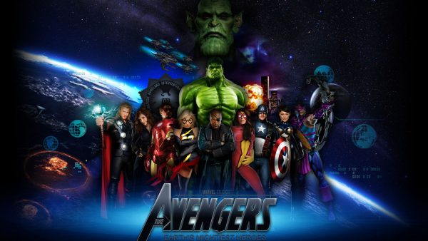 the avengers wallpaper HD5