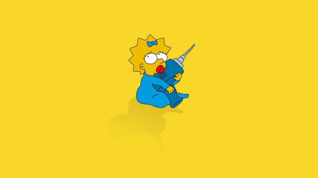 the simpsons wallpaper HD9