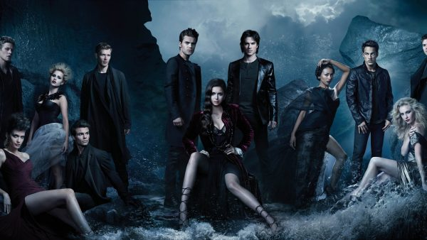 The Vampire Diaries behang HD1