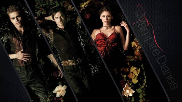 The Vampire Diaries behang HD10