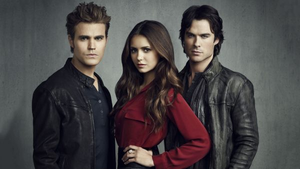 The Vampire Diaries behang HD4