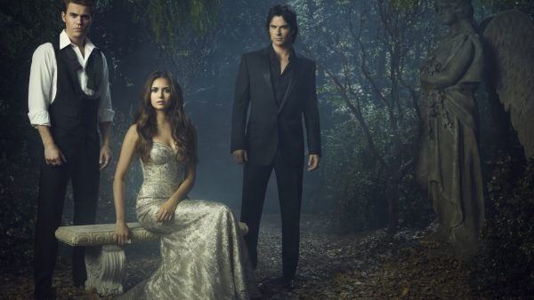 The Vampire Diaries behang HD5
