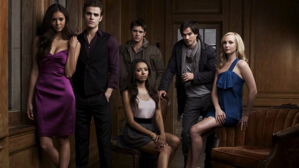 The Vampire Diaries behang HD6