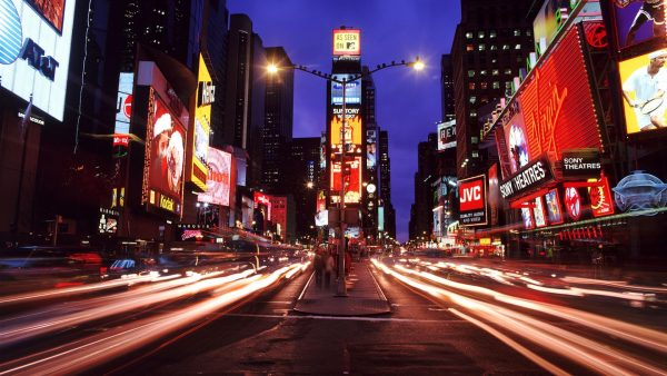times square wallpaper HD10