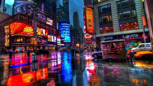 times square wallpaper HD4