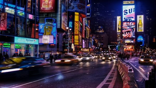 times square wallpaper HD7