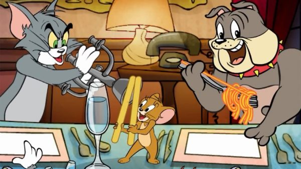 tom dan jerry kertas dinding HD5