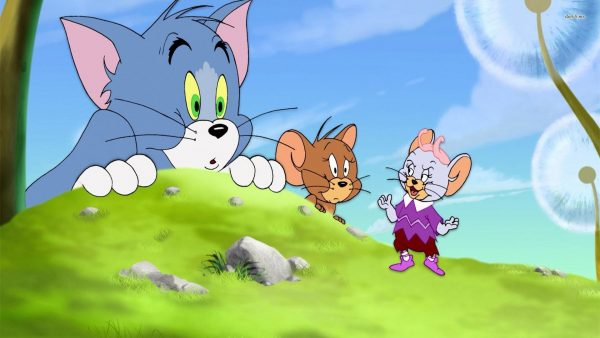 tom dan jerry kertas dinding HD7