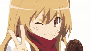 toradora Tapete HD