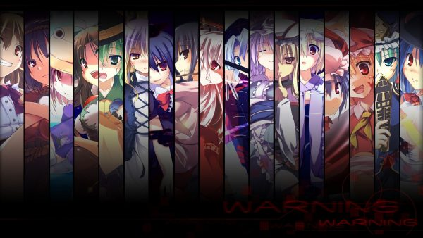 touhou wallpaper HD5