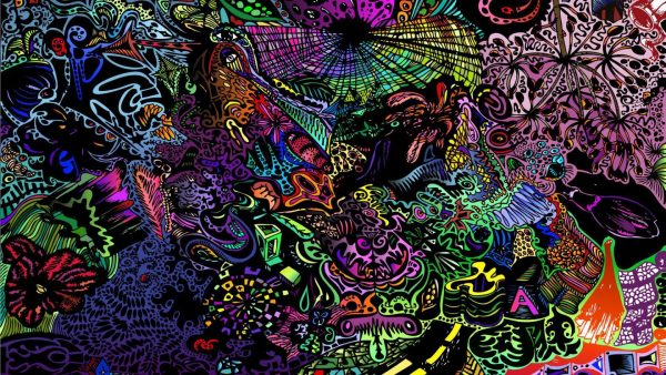 wallpaper hd trippy HD3