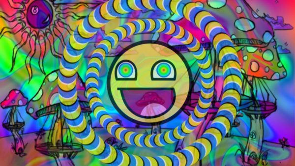 trippy Tapeten hd HD7