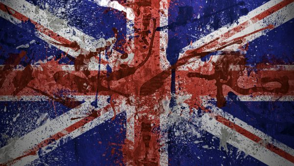union jack Tapete HD1