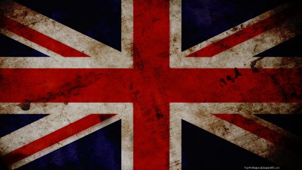 union jack Tapete HD2