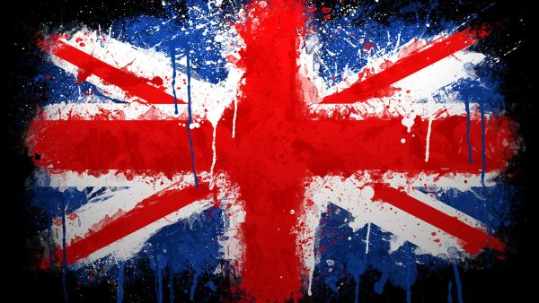 union jack Tapete HD3