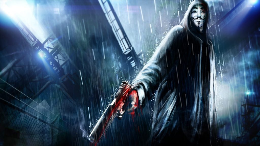 v for vendetta wallpaper HD10