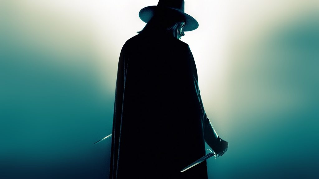 v for vendetta wallpaper HD2