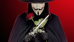 V for Vendetta wallpaper HD