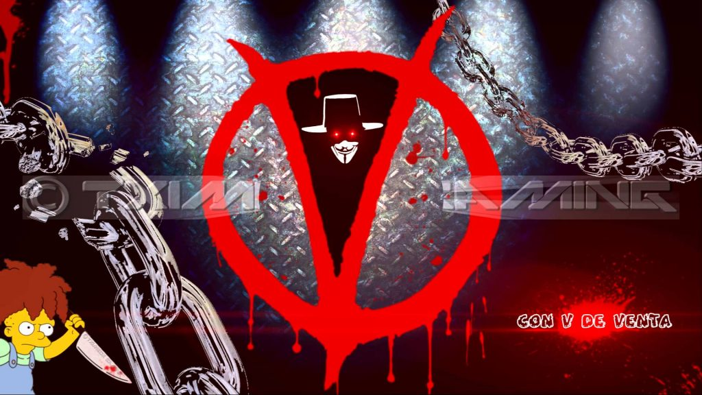 v for vendetta wallpaper HD6