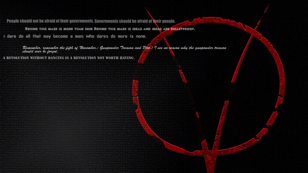 v for vendetta wallpaper HD9