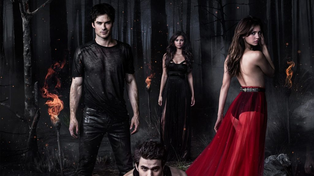 Vampire Diaries tapetti HD2