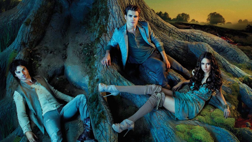 vampire diaries wallpaper HD3