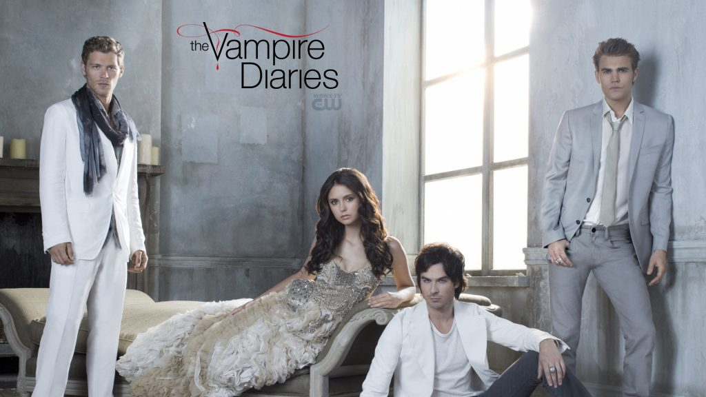 Vampire Diaries tapetti HD4