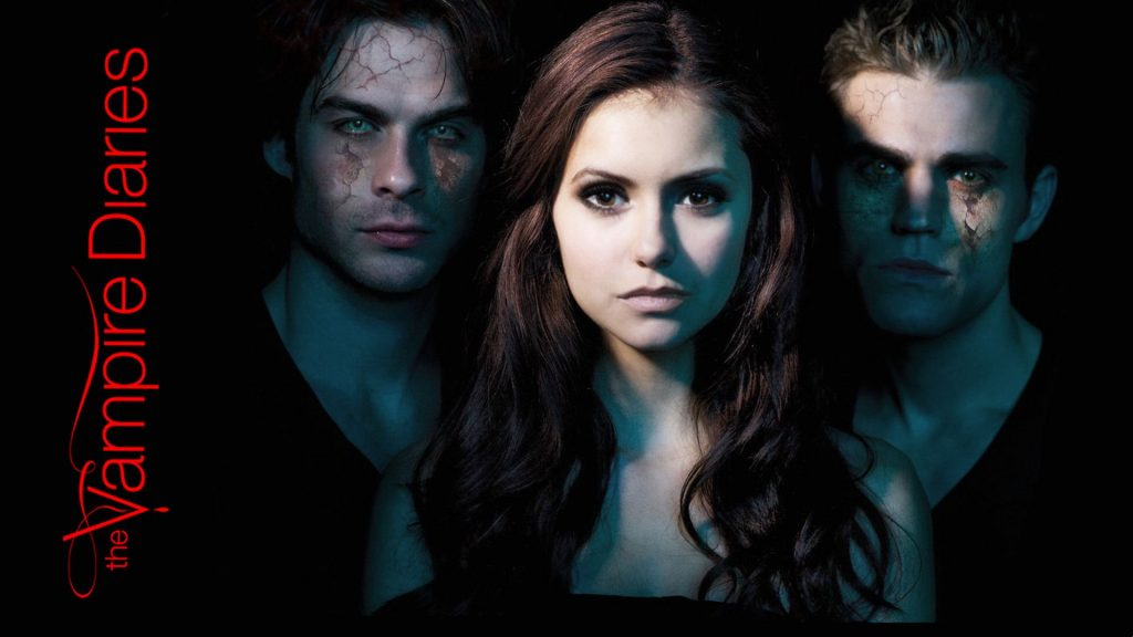 Vampire Diaries tapetti HD5