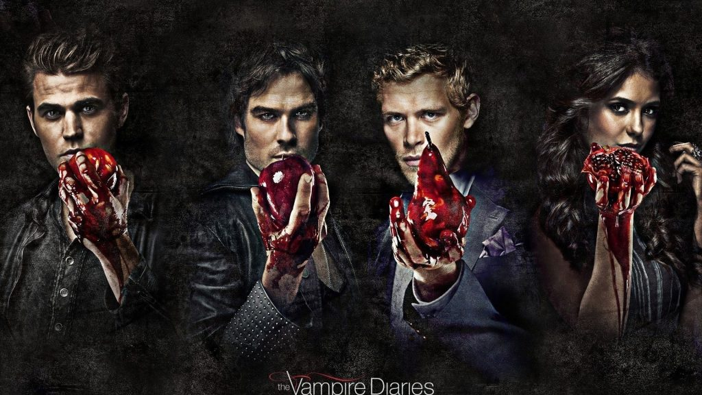vampire diaries wallpaper HD6