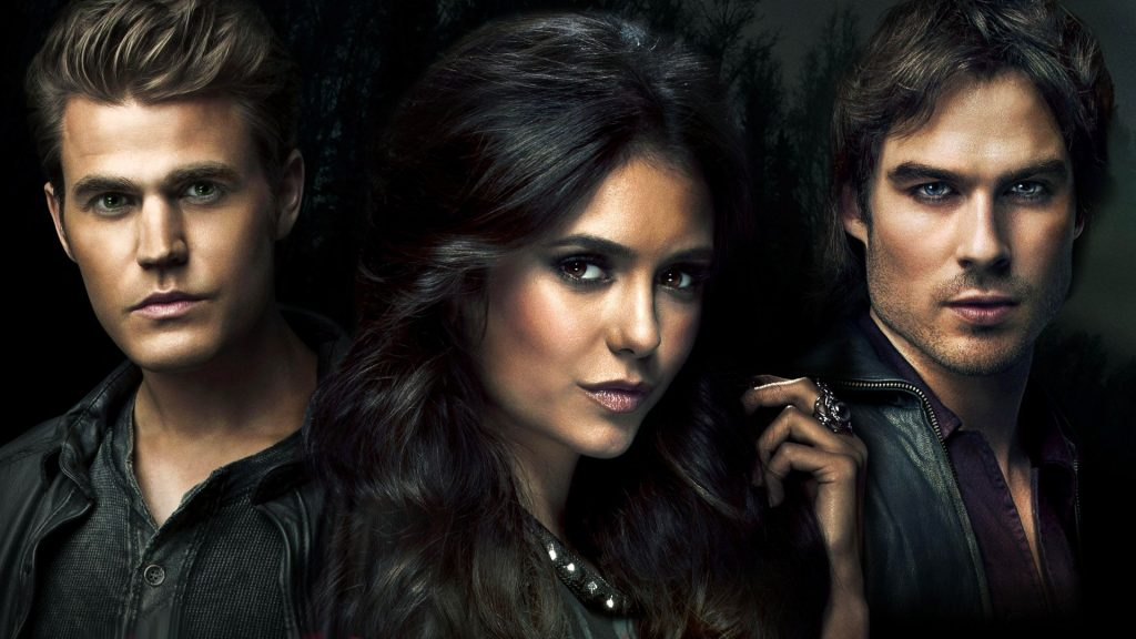 Vampire Diaries tapetti HD8