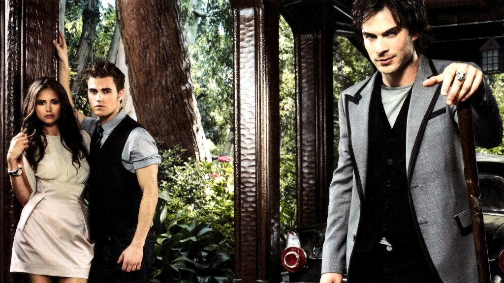 vampire diaries wallpaper HD9