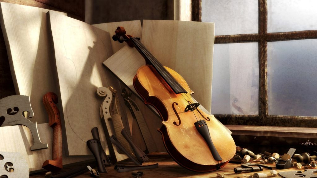 violin wallpaper HD1