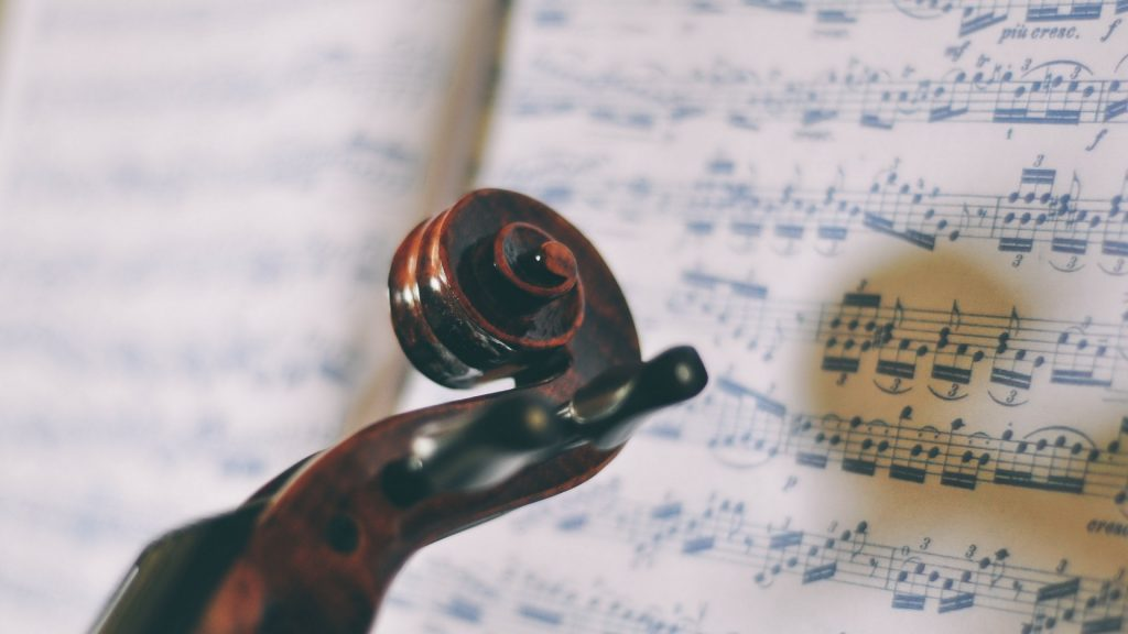 violin wallpaper HD2