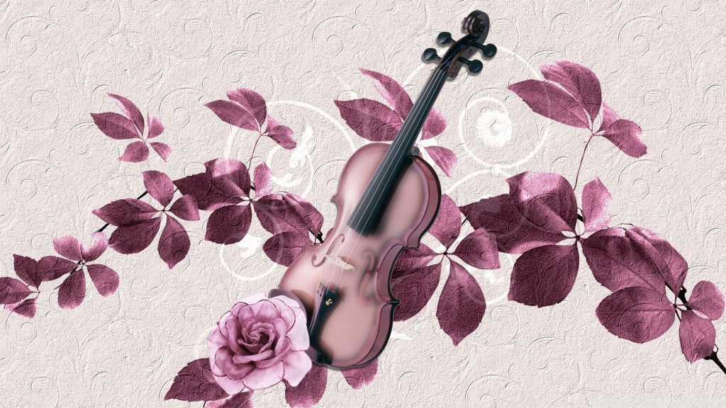 violin wallpaper HD4